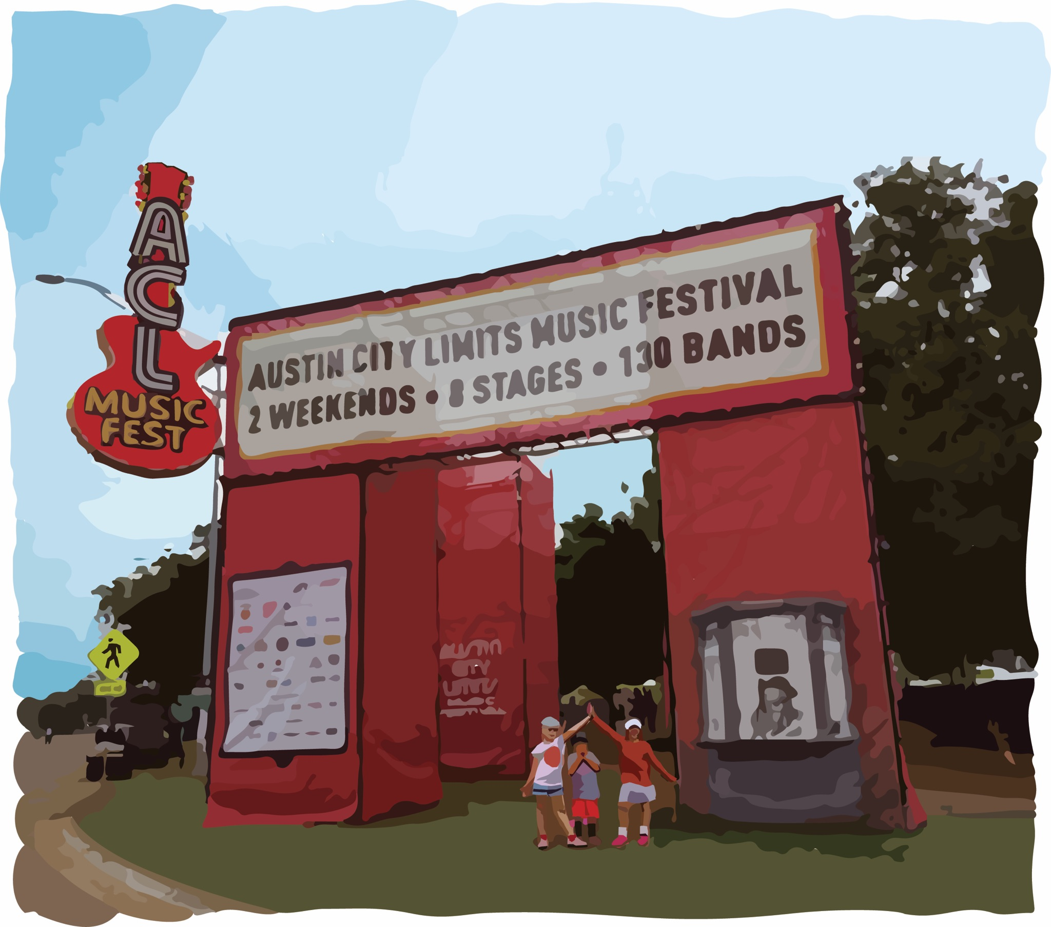 ACL Fest, Expedition Austin